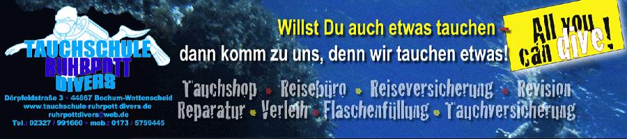 Ruhrpott Divers T-Shirt-Shop